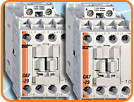 CAU7-43-22-277 Reversing Three Pole Contactor